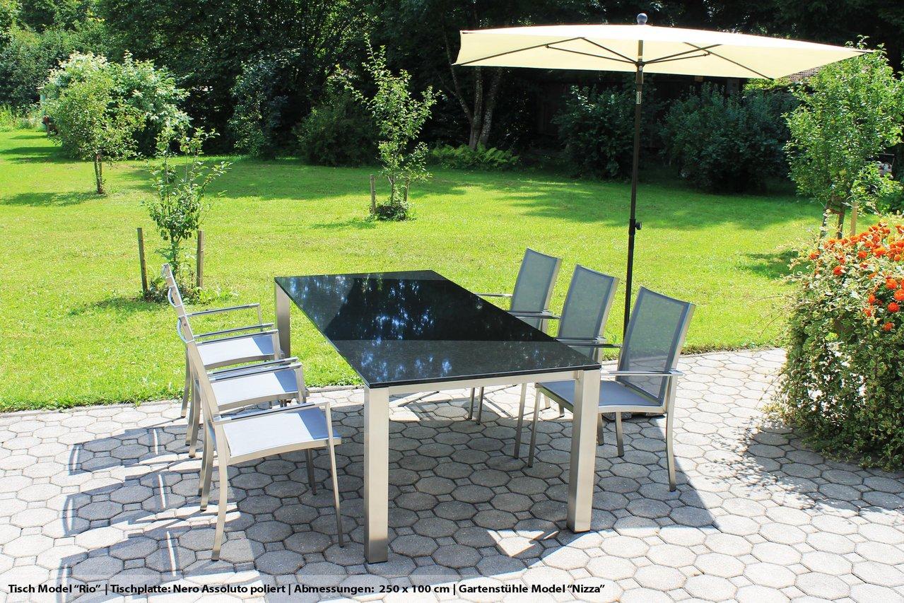 veikin design gartentisch balkontisch rio. Black Bedroom Furniture Sets. Home Design Ideas